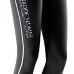 Ladies Bodyfit Leggings Nyenrode Alumni VCV Logo 2015