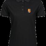 Ladies Heavy Polo Pique Nyenrode Alumni VCV Logo