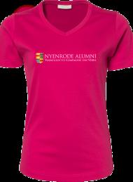 dames shirt 585_original_hot pink_nyenrode