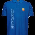 Heavy Polo Pique Nyenrode Alumni VCV Logo 2015