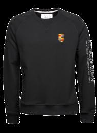 heren sweater 5400_alumni logo 2015_black_nyenrode