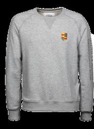 heren sweater 5400_alumni logo 2015_heather_nyenrode