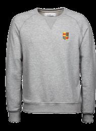 heren sweater 5400_alumnilogo_heather_nyenrode