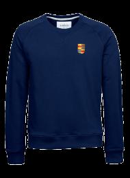 heren sweater 5400_alumnilogo_navy_nyenrode