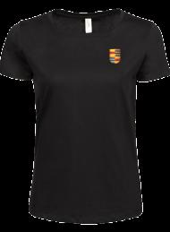 tshirt dames 5001_alumni logo_black_nyenrode