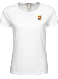 tshirt dames 5001_alumni logo_white_nyenrode