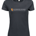Ladies Luxury Tee Nyenrode Alumni VCV Original Logo