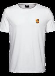 tshirt heren 5000_logo_white_nyenrode
