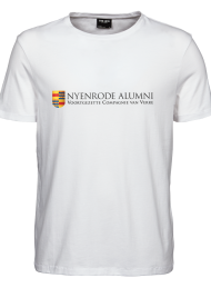 tshirt heren 5000_white_nyenrode
